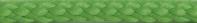 Шнур полиэфирный с сердечником 5мм зеленый