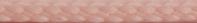 Шнур полиэфирный с сердечником 5мм розовый